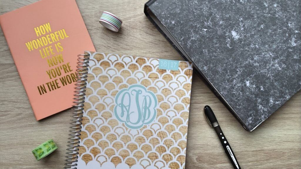 How to get organized for the new year?