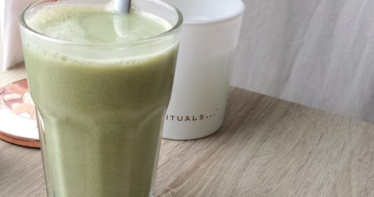 The power of a matcha latte