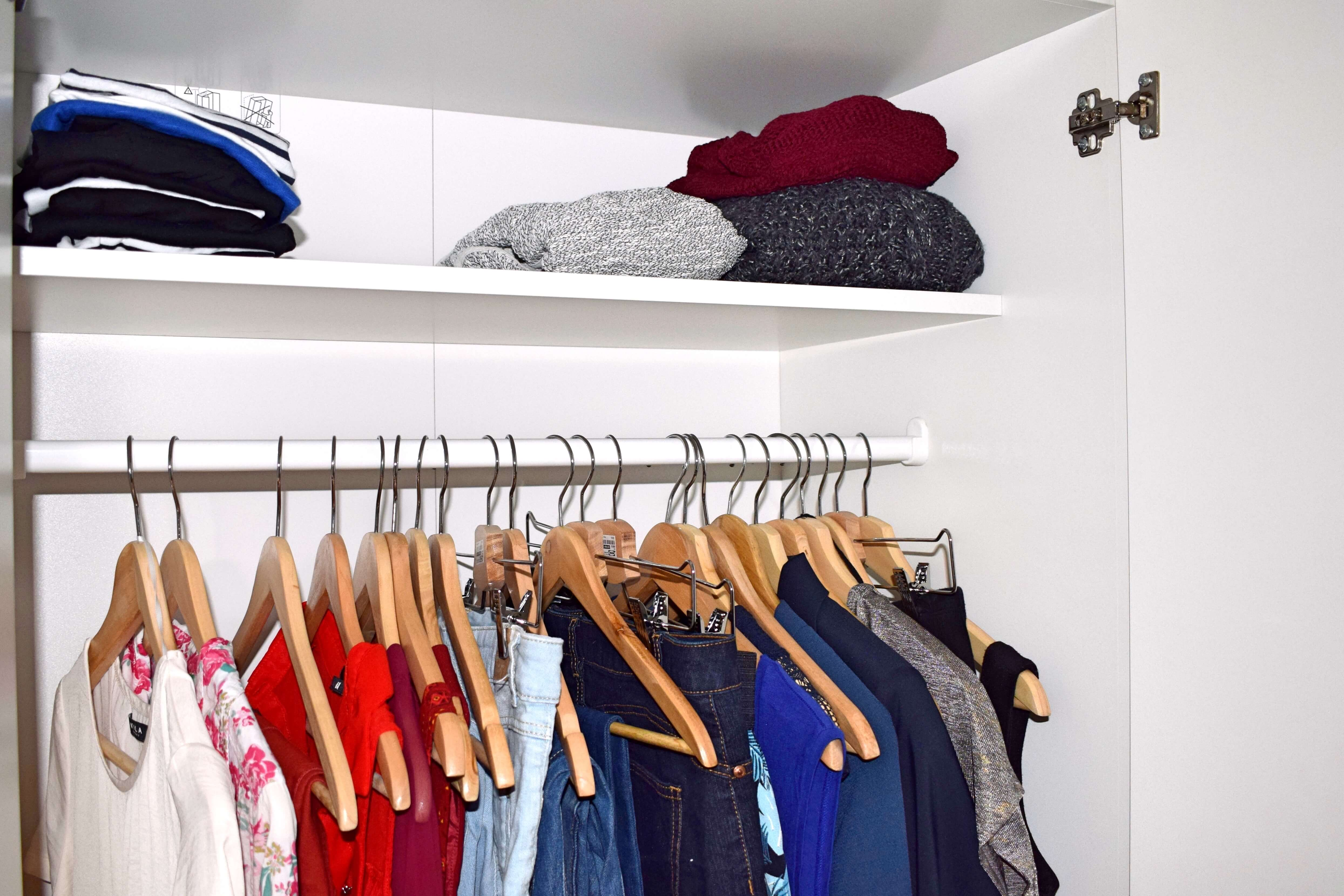 Spring wardrobe clear out tips