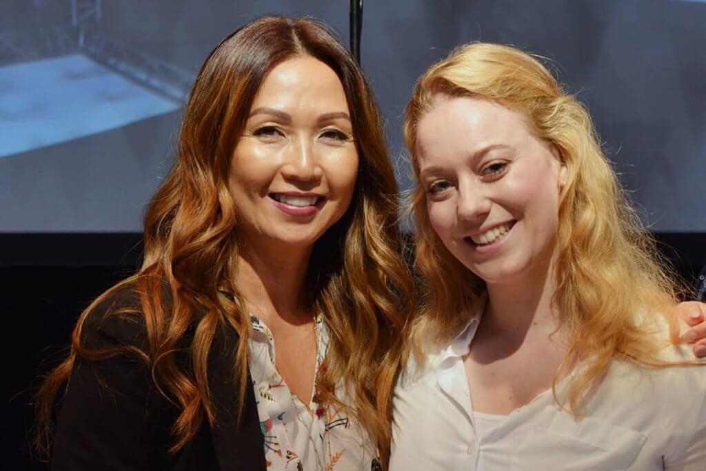 Michelle Doan, Emani Cosmetics, CEO, Founder, Interview, Beauty Trade Festival