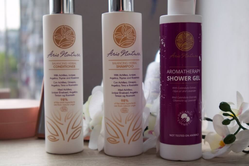 New Natural and Organic Beauty Products from Aris Nature