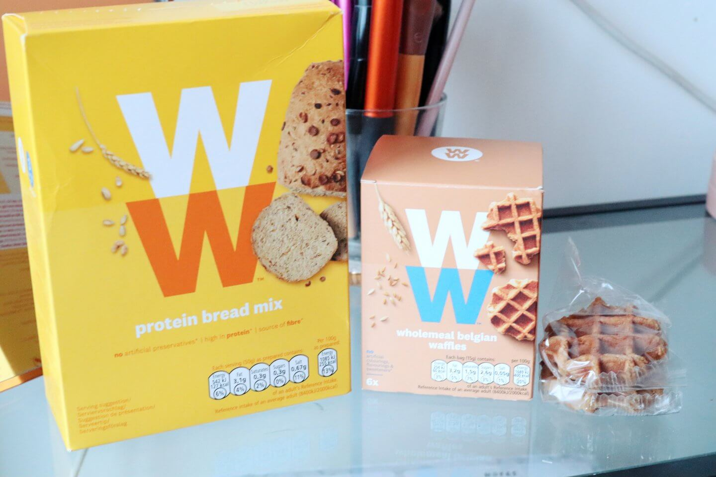 entrepreneur talks about ww the new weight watchers products