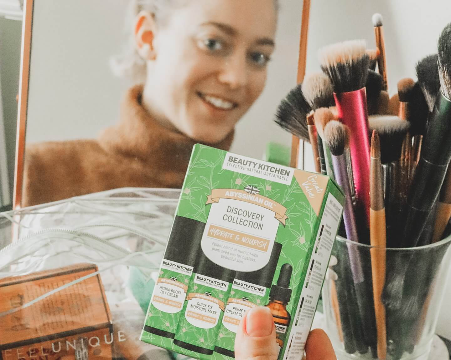 Final Christmas Gift Guide in case you need some last minute inspiration including Weleda, Feelunique, Lottie London and Beauty Kitchen