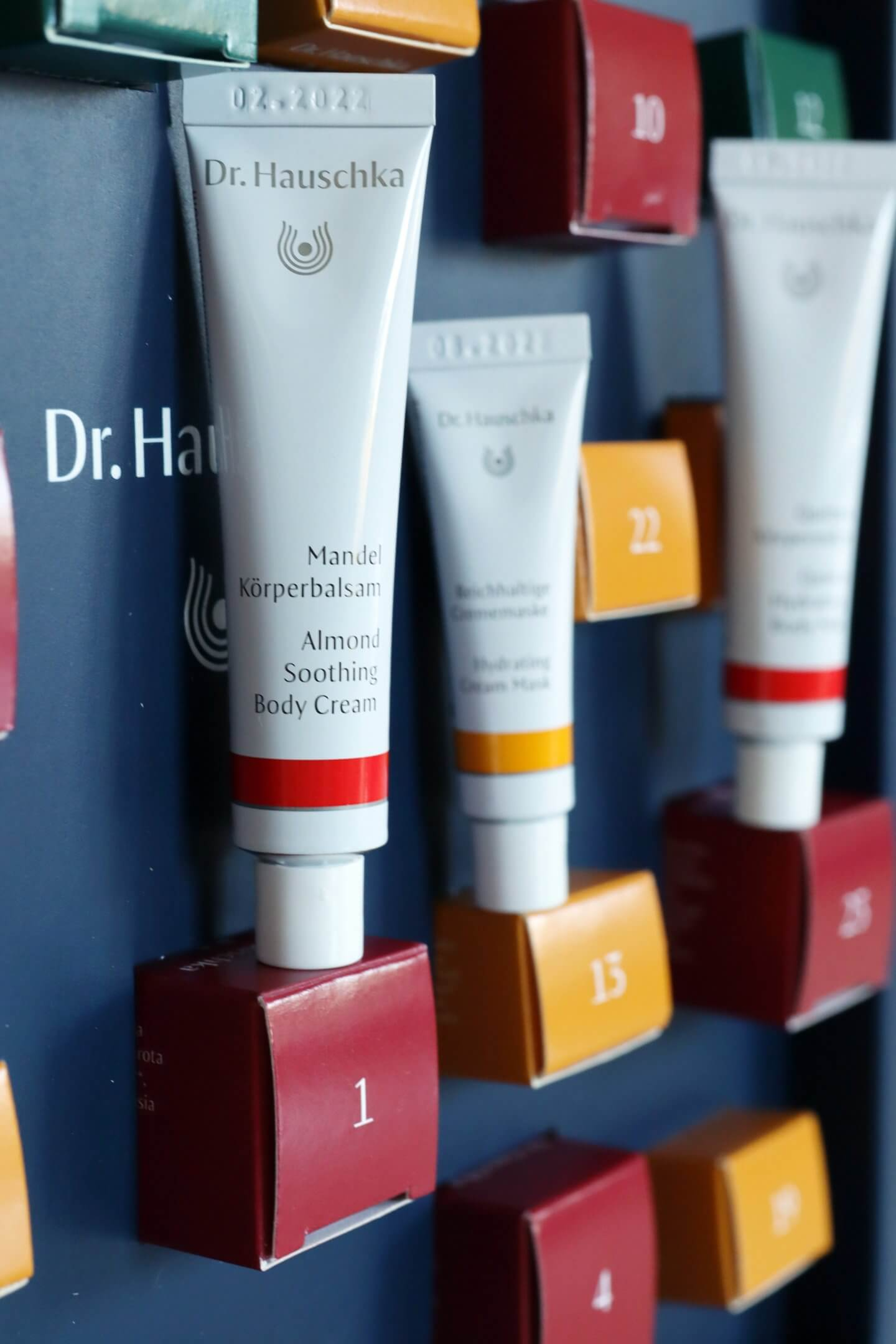 dr hauschka products - Actually Anna