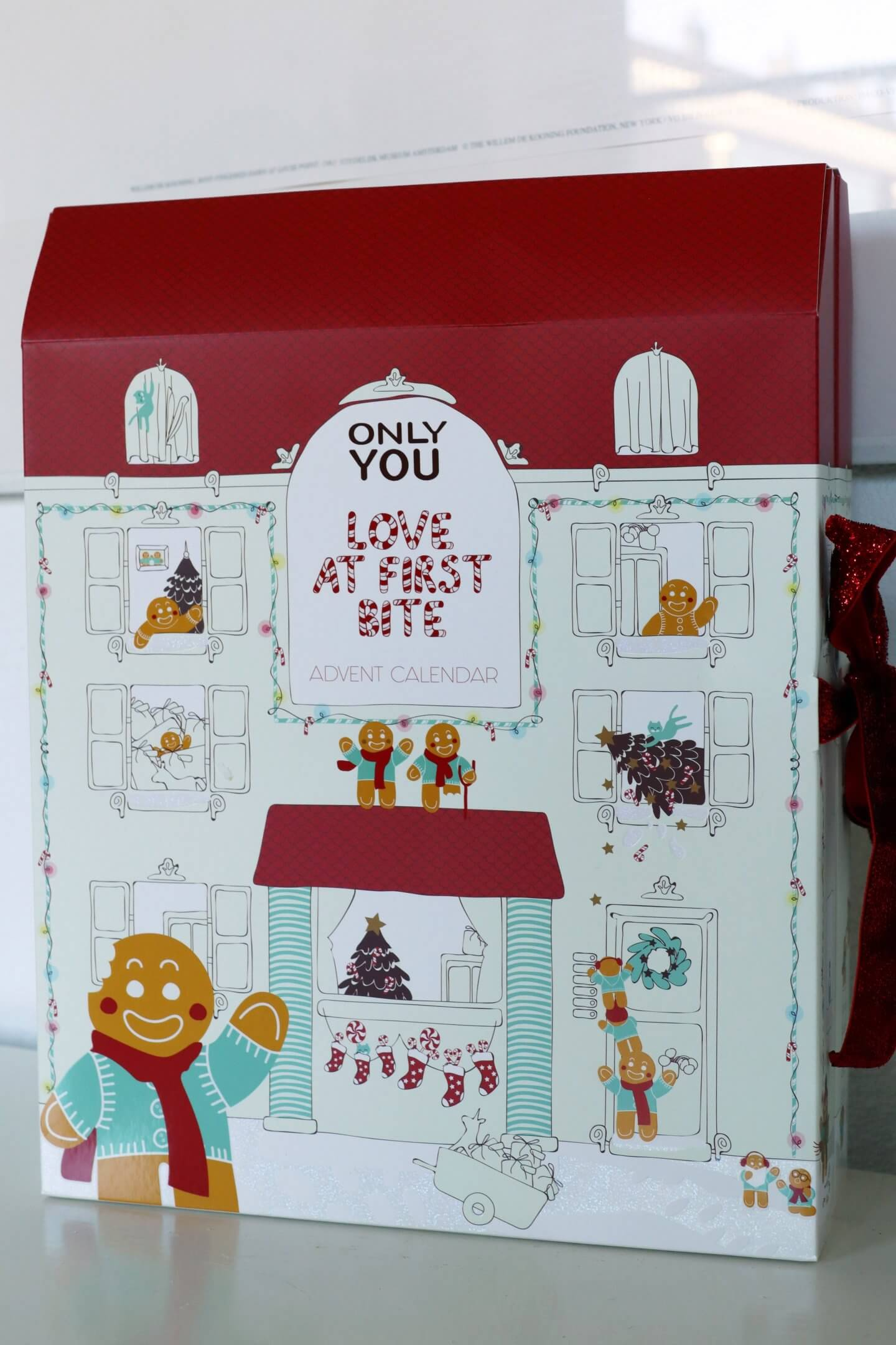 only you advent calendar - Actually Anna