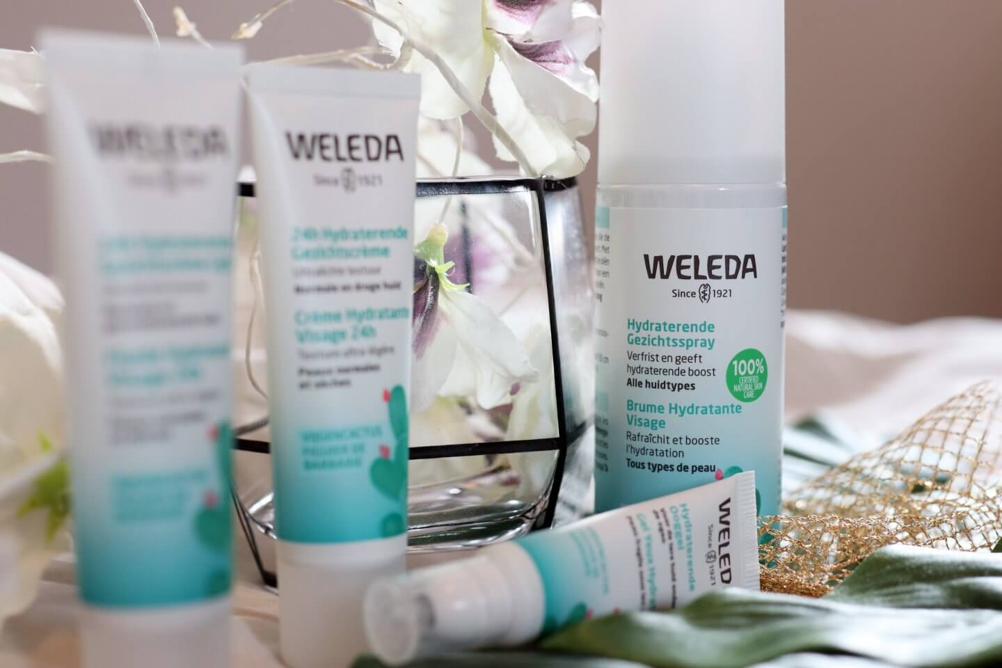 best weleda products