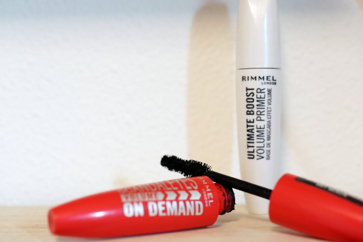 rimmel london mascara - actually anna