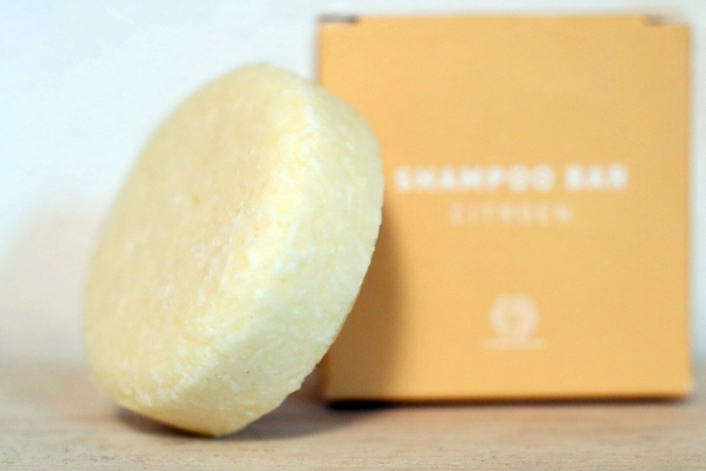zero waste shampoo bar - actually anna