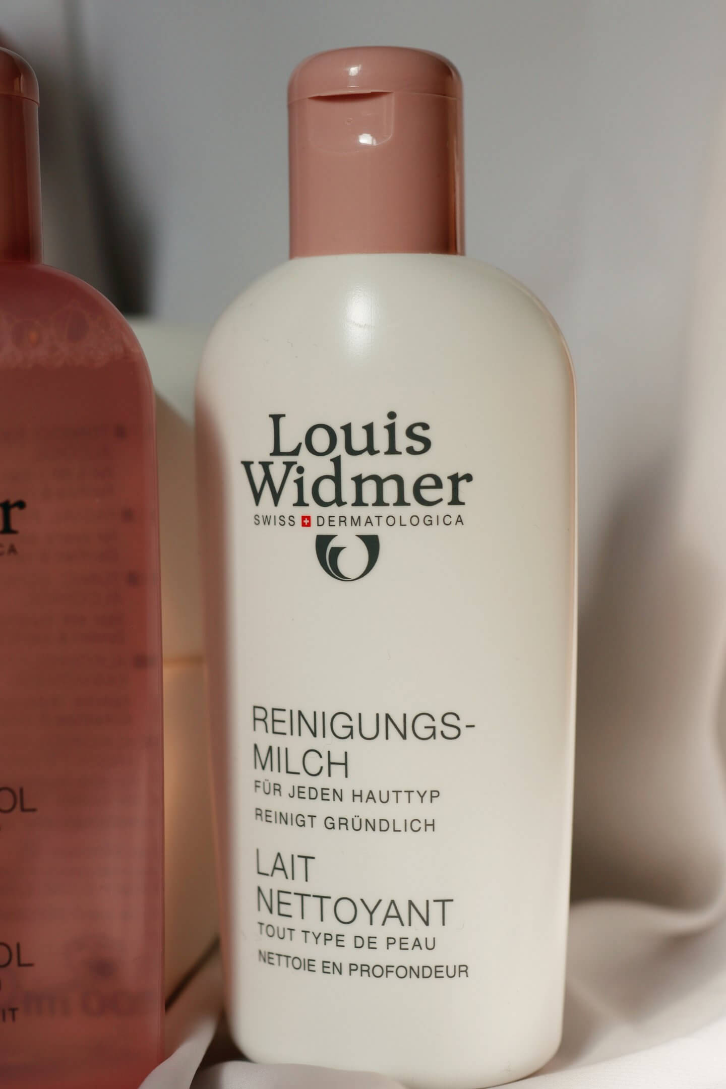 Louis Widmer Cleansing Milk - Actually Anna