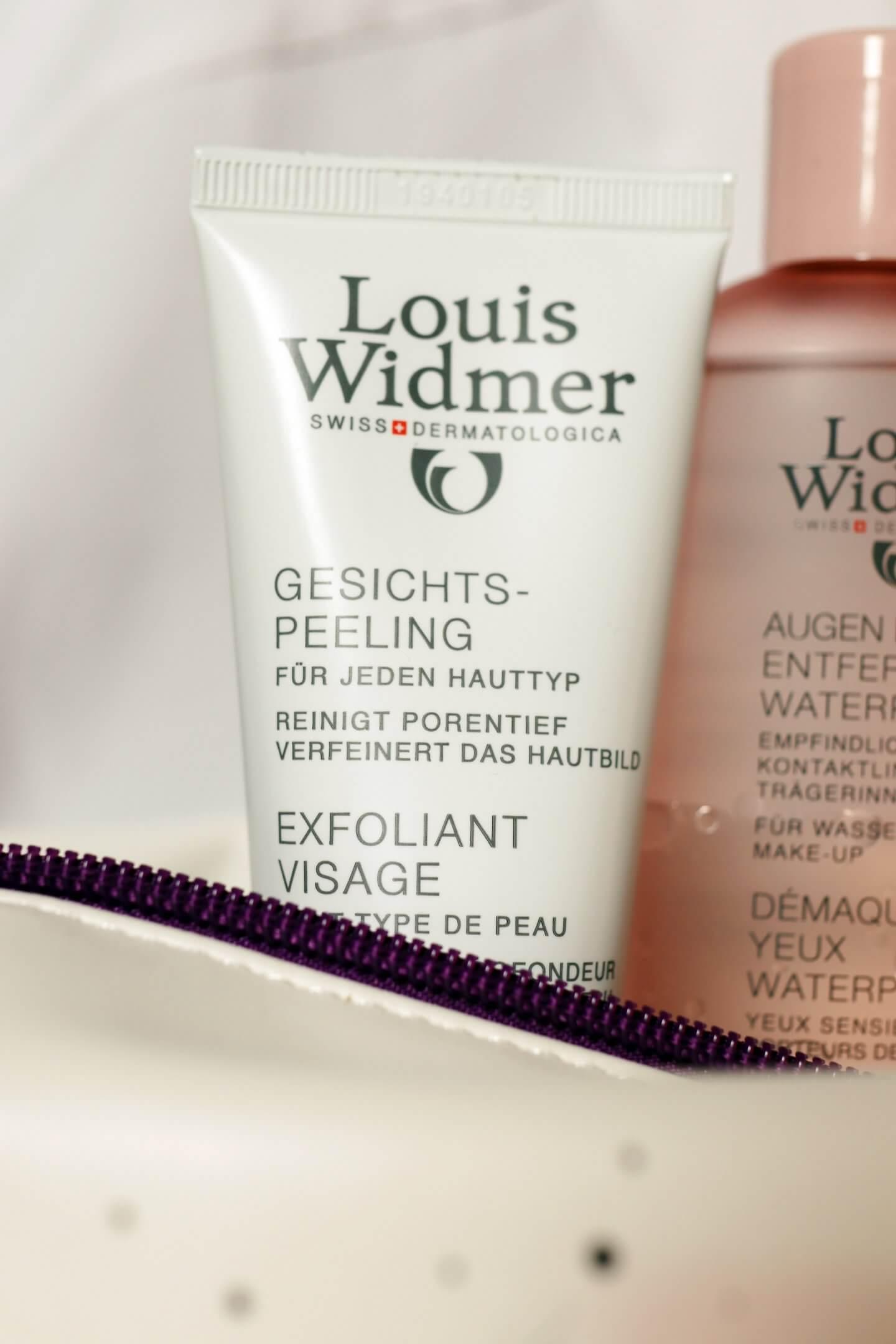 Louis Widmer Face Peeling - Actually Anna