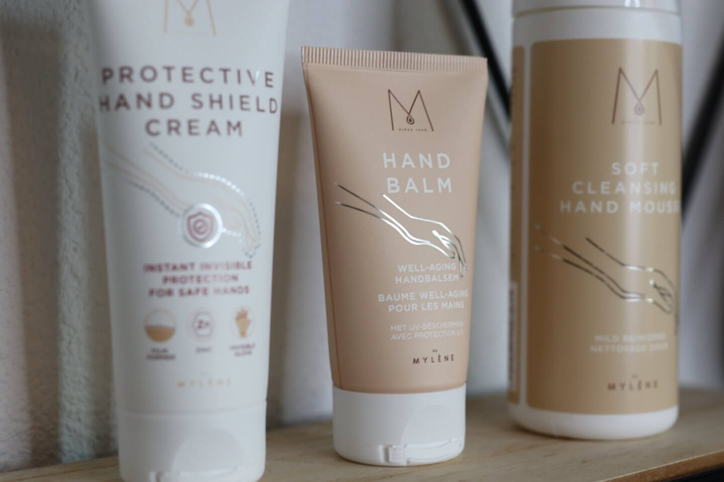 vegan hand care routine - actually anna