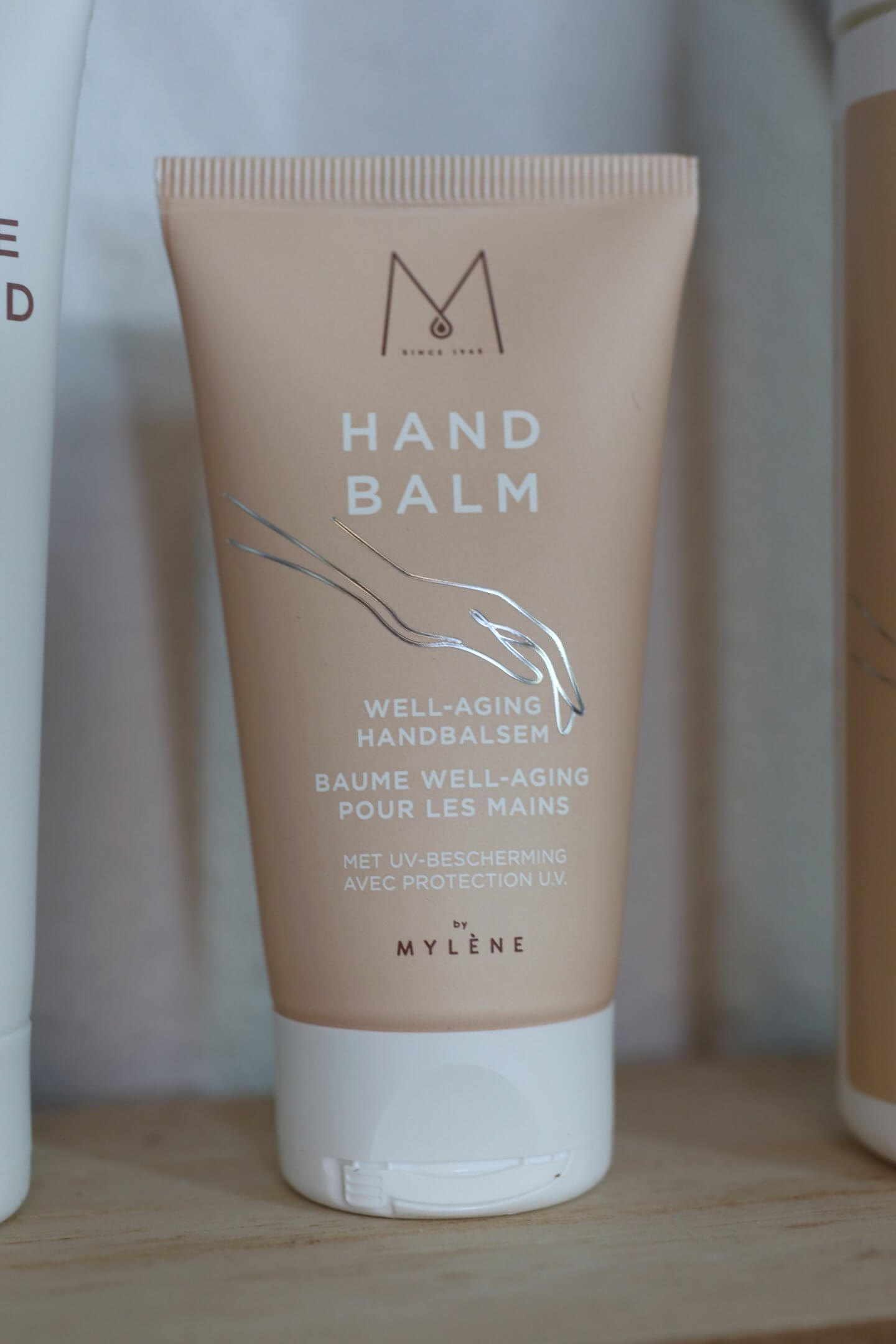 vegan hand cream - actually anna